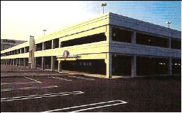 Baugrid parking and other structures for Roosevelt field garden city ny